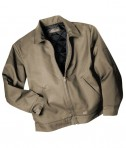 Dickies 8 oz. Lined Eisenhower Jacket Khaki