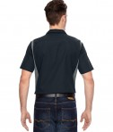 Dickies Industrial Colorblock Shirt Dark Navy/Smoke Back