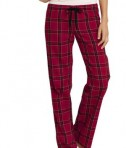 District - Juniors Flannel Plaid Pant Style DT2800 New Red