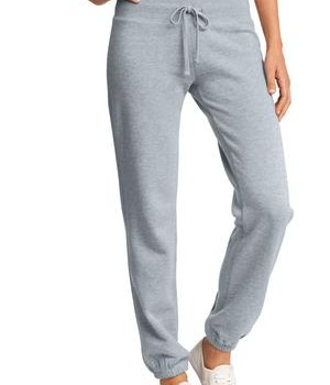 District – Juniors Core Fleece Pant Style DT294 Athletic Heather