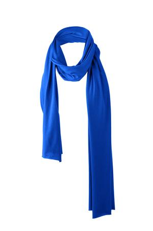 District - Cotton Blend Scarf Style DT50 Deep Royal