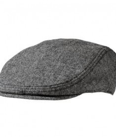 District - Cabby Hat Style DT621 Black Grey