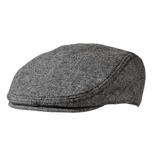 District – Cabby Hat Style DT621 Black Grey