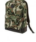 District - District Retro Backpack Style DT715 Military Camo
