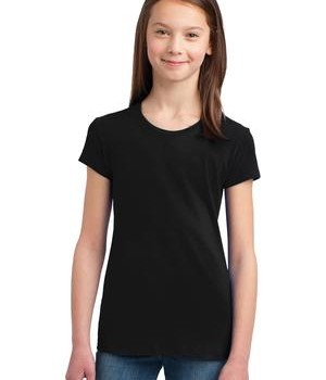 District Girls The Concert Tee Style DT5001YG 1