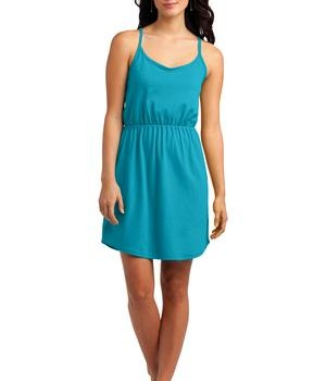 District Juniors Strappy Dress Style DT223 1