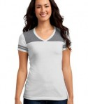District Juniors Varsity V-Neck Tee Style DT264