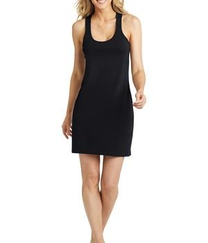 District Made Ladies 60/40 Racerback Dress Style DM423 1