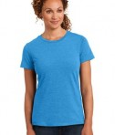 District Made Ladies Perfect Blend Crew Tee Style DM108L