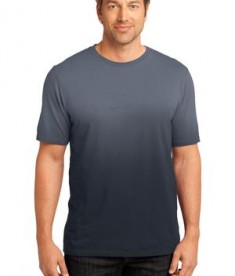 District Made - Mens Dip Dye Crew Tee Style DM3310