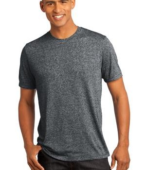 District Made – Mens Microburn Crew Tee Style DM362 1