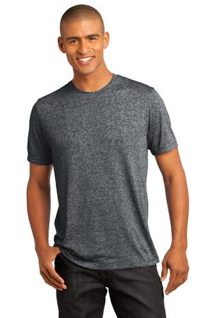 District Made - Mens Microburn Crew Tee Style DM362