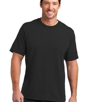 District Made Mens Perfect Blend Crew Tee Style DM108 1