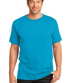 District Made Mens Perfect Weight Crew Tee Style DT104 1