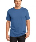 District Made Mens Perfect Weight Crew Tee Style DT104