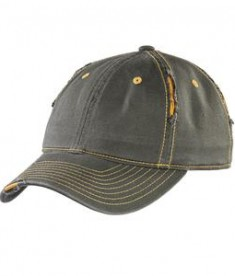 District - Rip and Distressed Cap Style DT612