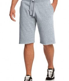 District - Young Mens Core Fleece Short Style DT195