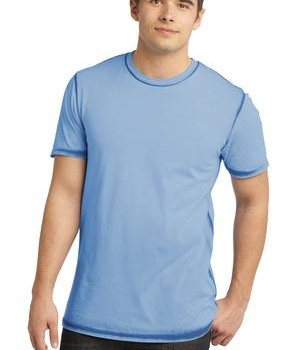 District – Young Mens Faded Crew Tee Style DT1200 1