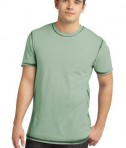 District - Young Mens Faded Crew Tee Style DT1200