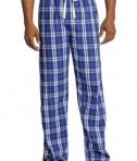 District - Young Mens Flannel Plaid Pant Style DT1800