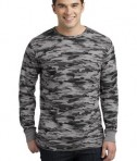 District - Young Mens Long Sleeve Thermal Style DT118