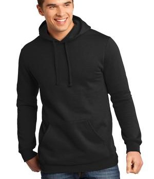 District – Young Mens The Concert Fleece Hoodie Style DT810 1