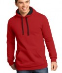 District - Young Mens The Concert Fleece Hoodie Style DT810