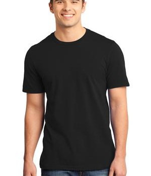 District – Young Mens Very Important Tee Style DT6000 1