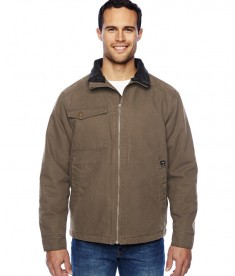 Dri Duck Endeavor Jacket Field Khaki