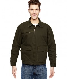Dri Duck Flint Jacket Tobacco