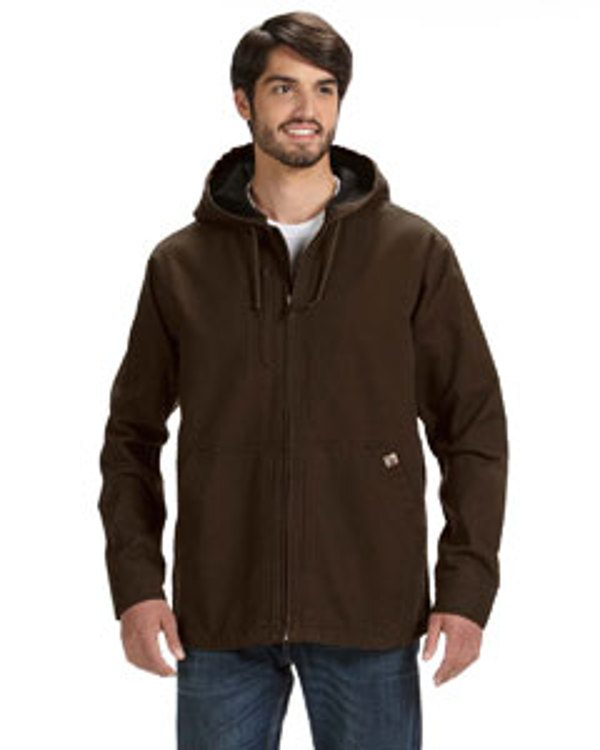 Dri Duck Laredo Jacket Tobacco