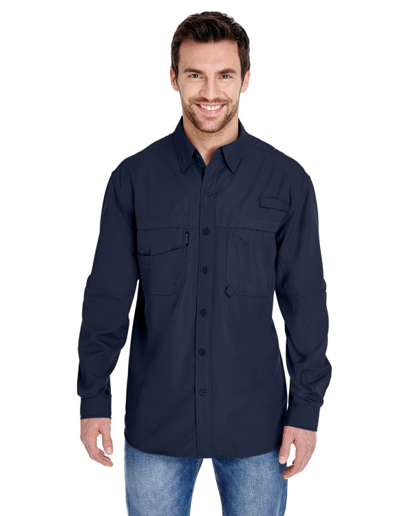 dri-duck-mens-long-sleeve-catch-fishing-shirt-deep-blue