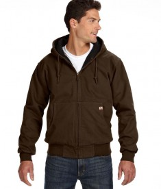 Dri Duck Tall Cheyene Jacket Tobacco