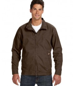 Dri Duck Tall Maverick Jacket Tobacco