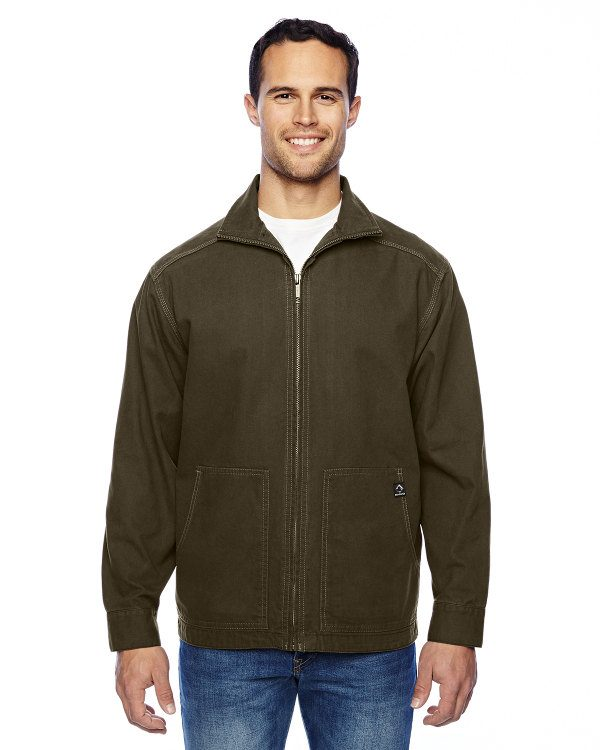 Dri Duck Trail Jacket Tobacco