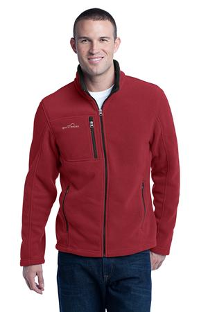 Eddie Bauer - Full-Zip Fleece Jacket Style EB200 - Casual Clothing ...