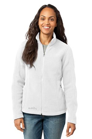 Eddie Bauer - Ladies Full-Zip Fleece Jacket Style EB201 - Casual ...