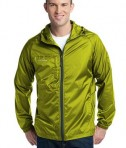 Eddie Bauer - Packable Wind Jacket Style EB500 Pear