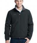 Eddie Bauer - Fleece-Lined Jacket Style EB520 Black