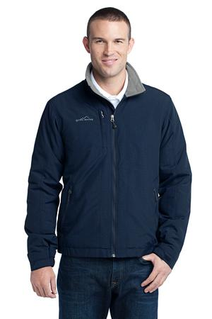 Eddie Bauer - Fleece-Lined Jacket Style EB520 River Blue