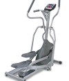Fitnex E55SG space saving elliptical