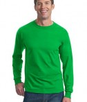 Fruit of the Loom Heavy Cotton HD 100% Cotton Long Sleeve T-Shirt Style 4930 Kelly