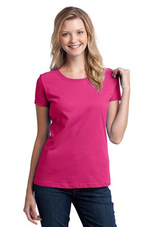 Fruit of the Loom Ladies Heavy Cotton HD 100% Cotton T-Shirt Style ...