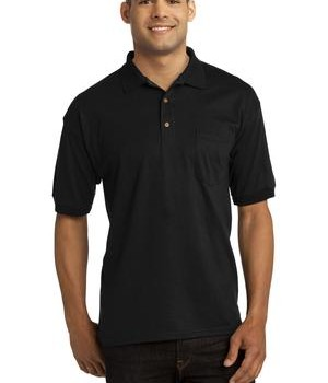 Gildan DryBlend 6-Ounce Jersey Knit Sport Shirt with Pocket Style 8900 1