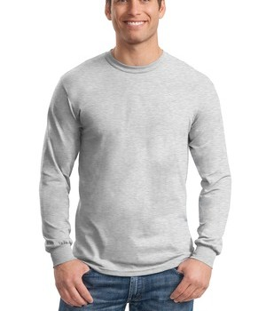 Gildan – Heavy Cotton 100% Cotton Long Sleeve T-Shirt Style 5400 1