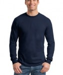 Gildan - Heavy Cotton 100% Cotton Long Sleeve T-Shirt Style 5400