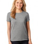 Gildan Ladies Heavy Cotton 100% Cotton T-Shirt Style 5000L