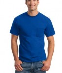 Gildan - Ultra Cotton 100% Cotton T-Shirt with Pocket Style 2300