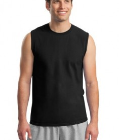 Gildan - Ultra Cotton Sleeveless T-Shirt Style 2700