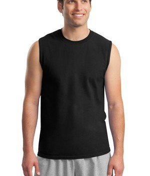 Gildan – Ultra Cotton Sleeveless T-Shirt Style 2700 1
